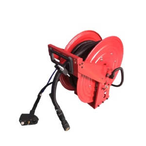 Modern hose reel | Spring driven cable reel ASMO500D