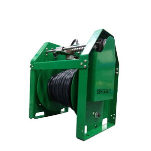 Military hose reel | Military cable reel