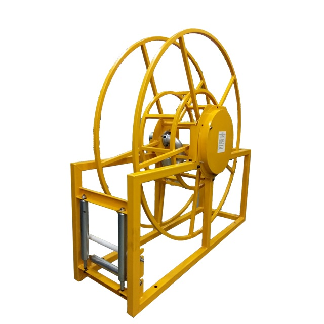 Air hose reel | Large frame hose reel ASSH1200D
