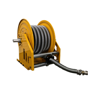 Carpet cleaning hose reel | Twin hose reel ASDH520D
