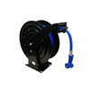 Retractable garden hose reel | 100 air hose reel ASSH660D