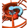 Best retractable hose reel | Aluminum hose reel AHSH2300D