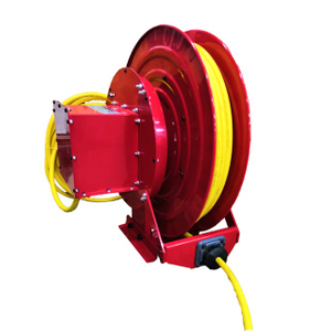Fiber optic cable reel | 50 amp cord reel AESC510D
