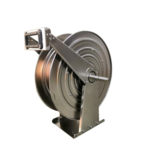 Best retractable water hose reel | 100' hose reel ASSH690D