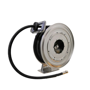 Industrial water hose reel wall mount | Hose reel metal ASSH500D