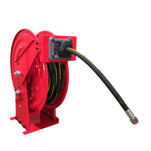 Retractable water hose reel | Strongway hose reel ASSH490D